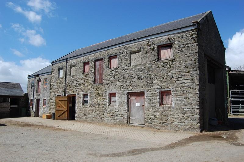 Land Commercial for sale in Ballamenagh Beg Barn, Ballamenagh Road, Lonan, IM4 6AL