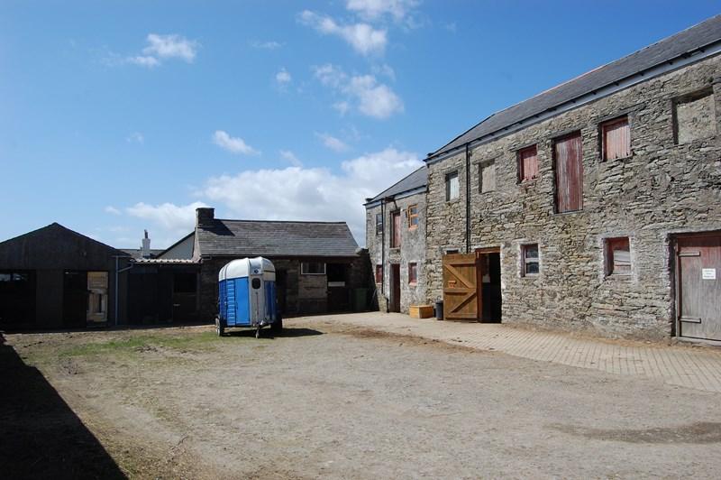 Ballamenagh Beg Barn, Ballamenagh Road, Lonan, IM4 6AL ...
