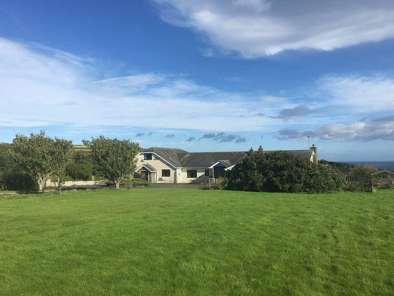 Land Commercial for sale in Croit Ny Cabbyl, Ballamenagh Road, Lonan, IM4 6AQ