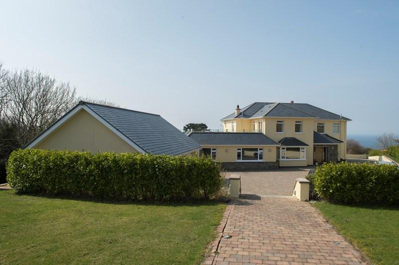 5 Bedrooms Detached House for sale in Knocksharry, German, Peel, IM5 2AF