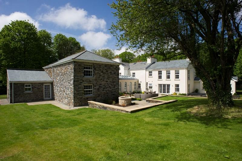 5 Bedrooms House for sale in Ballagarraghyn, Main Road, St Johns, IM4 3LH