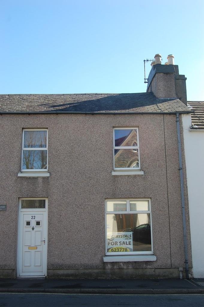 2 Bedrooms Terraced House for sale in 22, Summerhill Road, Onchan, IM3 1LY