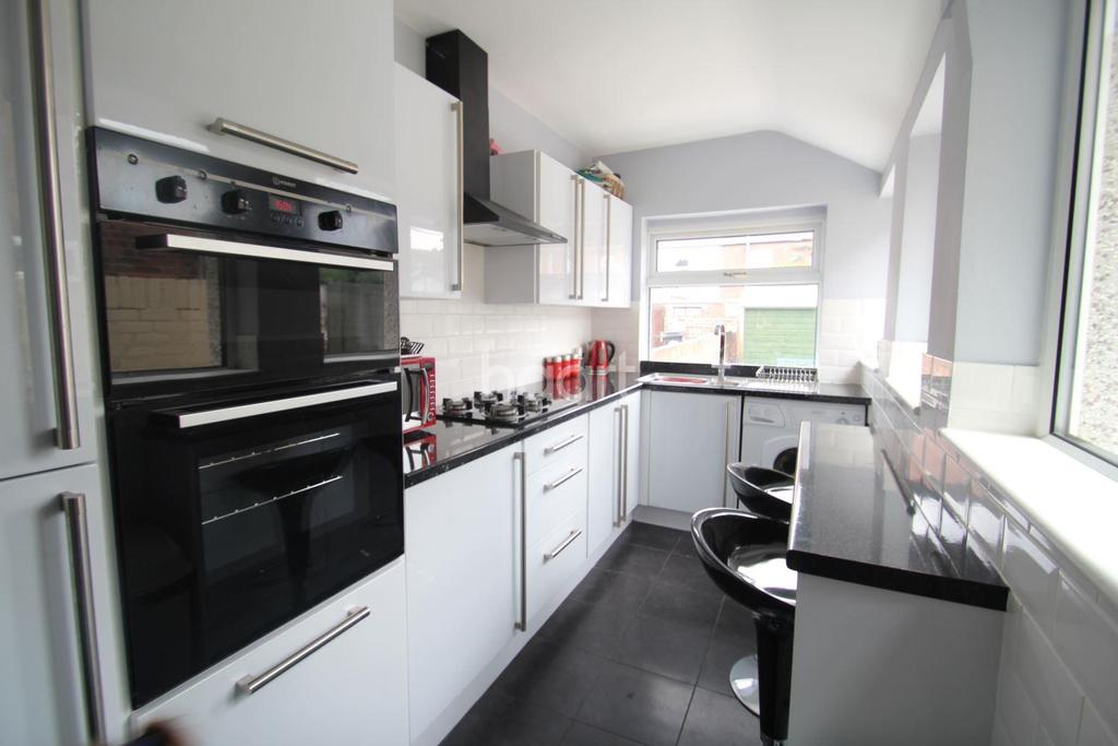2 Bedrooms Terraced House for sale in Huntington Street, Bentley