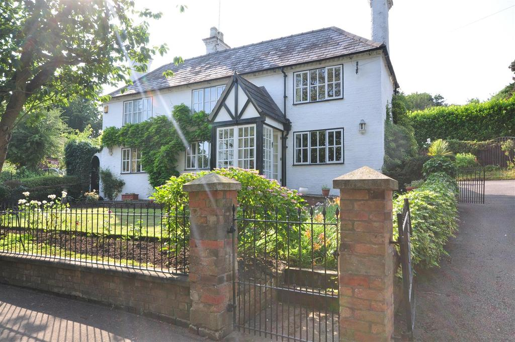 2 Bedrooms Cottage House for sale in Goverton, Bleasby, Nottingham
