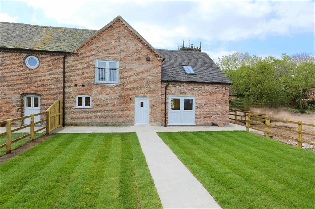 4 Bedrooms Barn Conversion Character Property for sale in Church Farm Barns, Nantwich, Cheshire