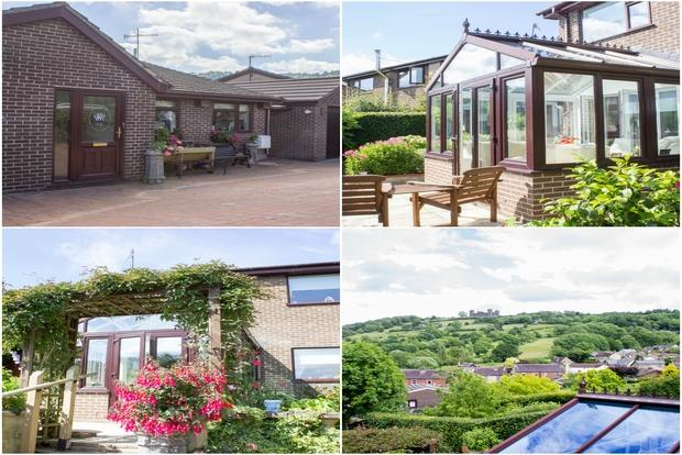 4 Bedrooms Detached House for sale in Tor Rise, Matlock, DE4