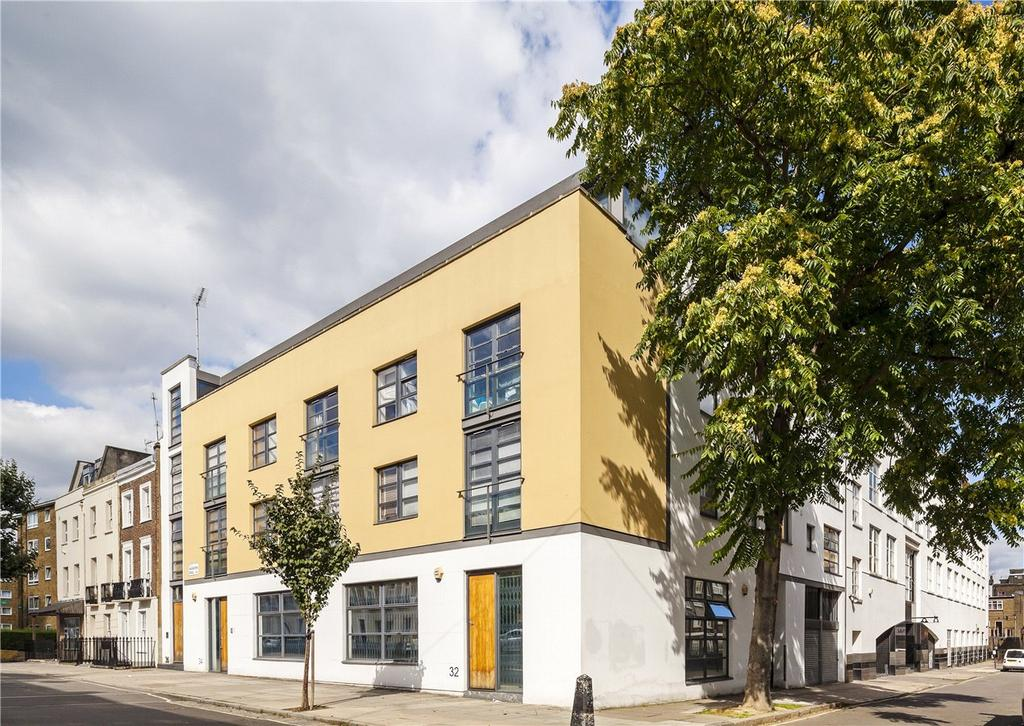 1 Bedroom Flat for sale in Carlow House, Camden, London, NW1