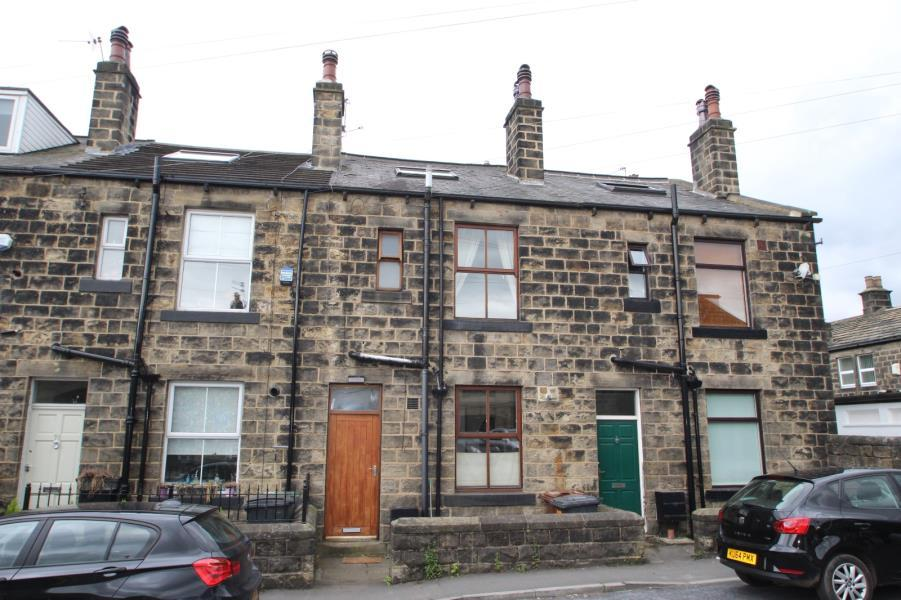 2 Bedrooms Terraced House for sale in FEATHERBANK LANE, HORSFORTH, LEEDS, LS18 4NW