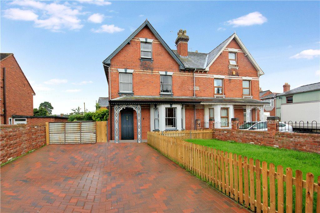6 Bedrooms Semi Detached House for sale in Harold Street, Hereford, HR1