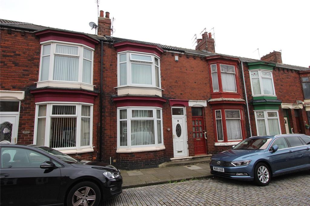 2 Bedrooms Terraced House for sale in Cromer Street, Middlesbrough
