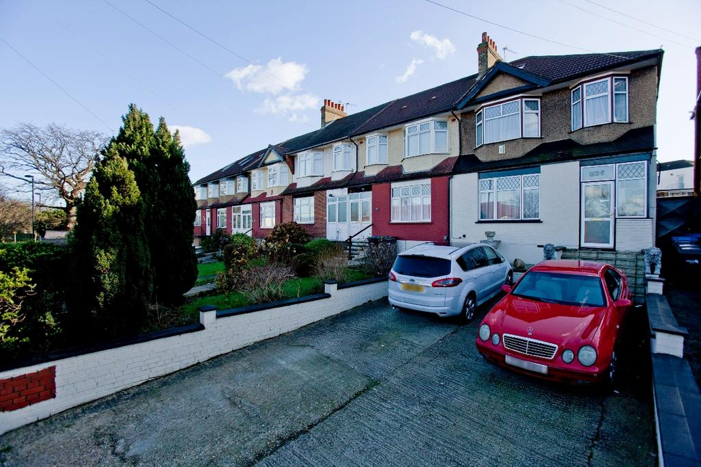 4 Bedrooms End Of Terrace House for sale in Tottenhall Road, Palmers Green