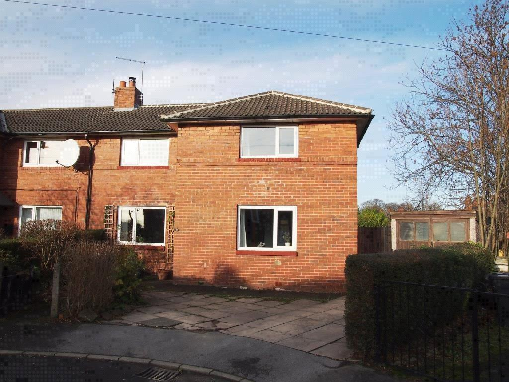 3 Bedrooms Semi Detached House for rent in Hollin Park Place, Leeds, West Yorkshire