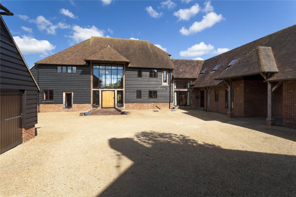 6 Bedrooms Detached House for sale in Dargate, Faversham, Kent