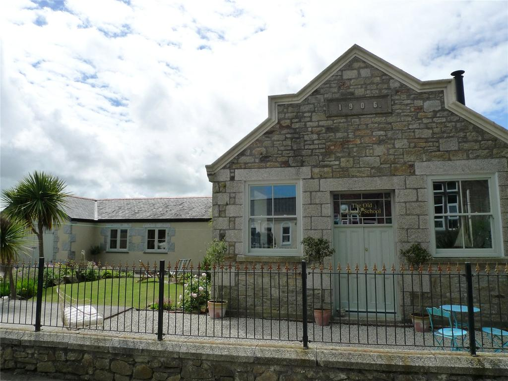 4 Bedrooms Detached House for sale in Kehelland, Nr Tehidy, Cornwall