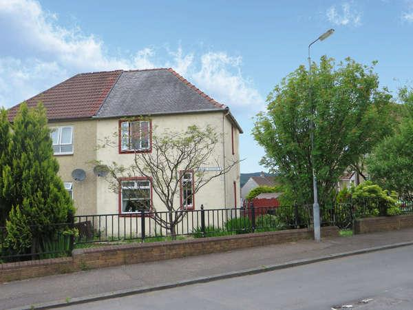 3 Bedrooms Semi-detached Villa House for sale in 1 Mains Avenue, Beith, KA15 2AT