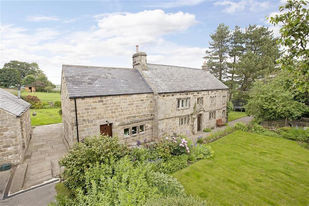 4 Bedrooms Detached House for sale in Grayston Plain Lane, Harrogate, North Yorkshire