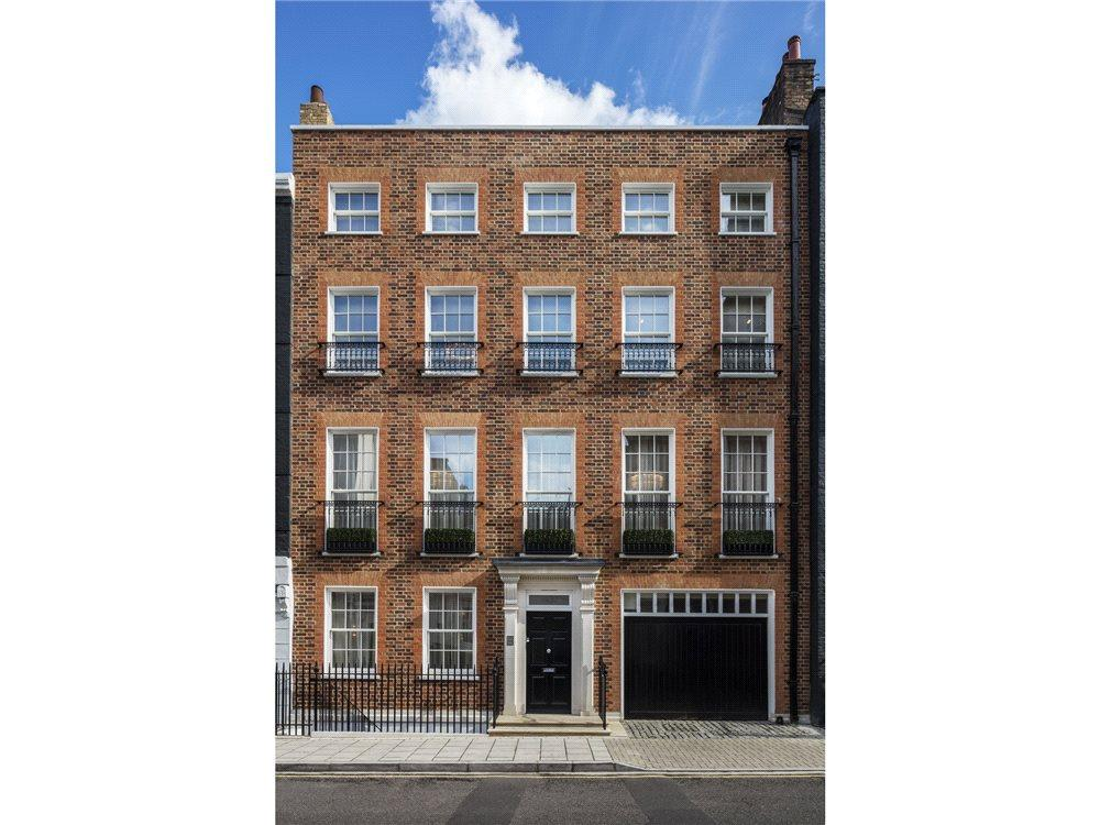 5 Bedrooms Terraced House for sale in South Street, Mayfair, London, W1K