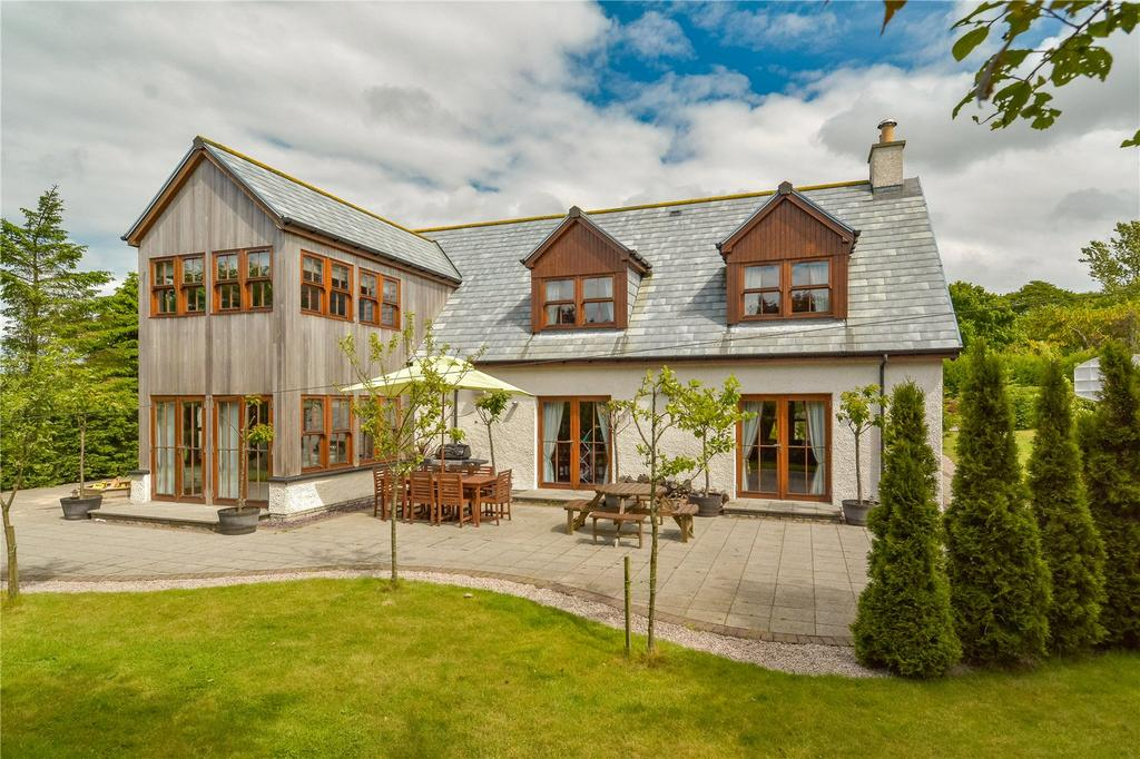 5 Bedrooms Detached House for sale in Adastra, Bridge of Muchalls, Stonehaven, Aberdeenshire, AB39