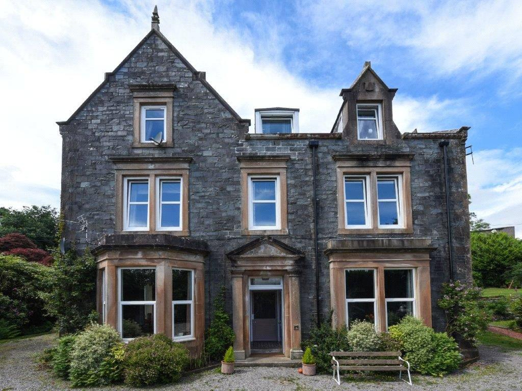4 Bedrooms Apartment Flat for sale in Walnut House, Flat 1, Corsbie Road, Newton Stewart, DG8