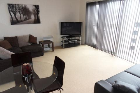 1 bedroom apartment to rent - Meridian Tower, Trawler Road, Marina, Swansea. SA1 1JN