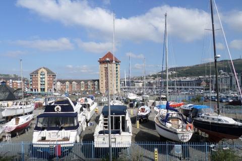 2 bedroom apartment to rent - St Stephens Court, Marina, Swansea, SA1 1SG