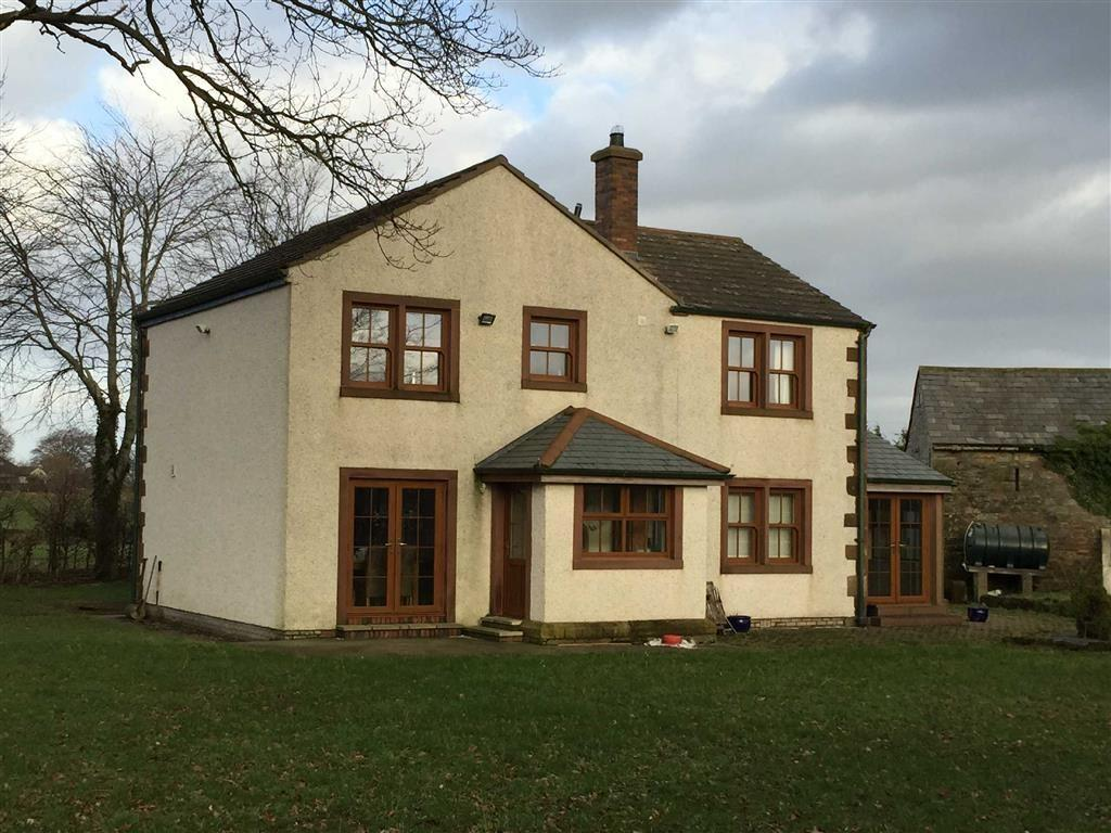 3 Bedrooms Farm House Character Property for sale in Crofton, Thursby, Carlisle, Cumbria