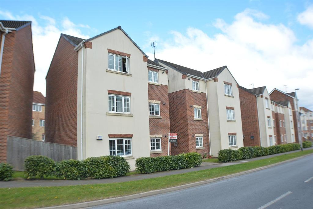 2 Bedrooms Apartment Flat for sale in Kings Walk, Mansfield