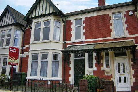 4 bedroom terraced house to rent - Marlborough Road, Roath, Cardiff