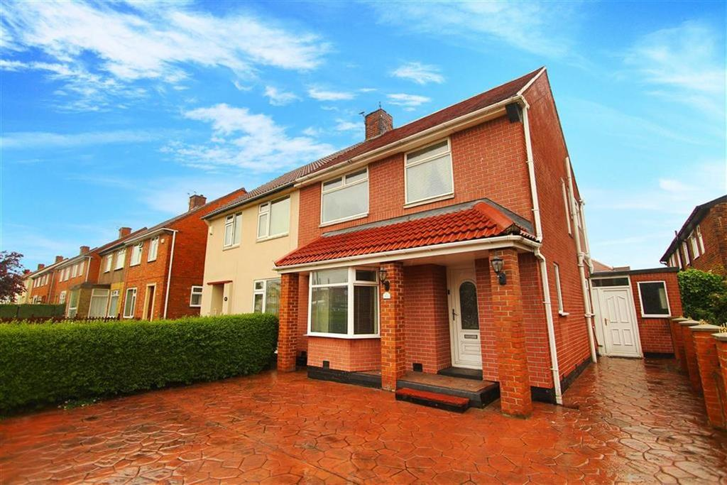 3 Bedrooms Semi Detached House for sale in Norham Road North, North Shields