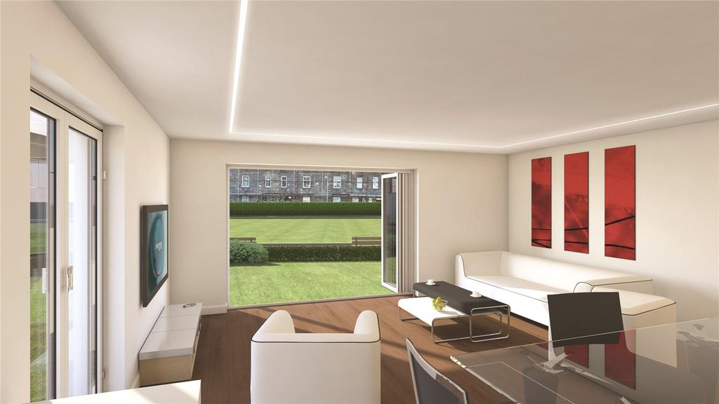 2 Bedrooms Flat for sale in Apt 5 The Square Green, 26 Kinnessburn Road, St Andrews, Fife, KY16