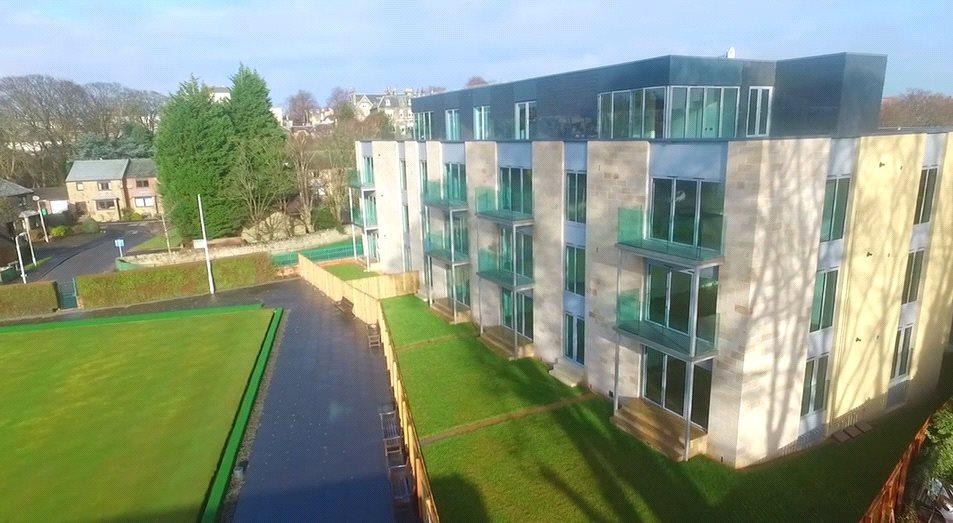 2 Bedrooms Flat for sale in Apt 3 The Square Green, 26 Kinnessburn Road, St Andrews, Fife, KY16