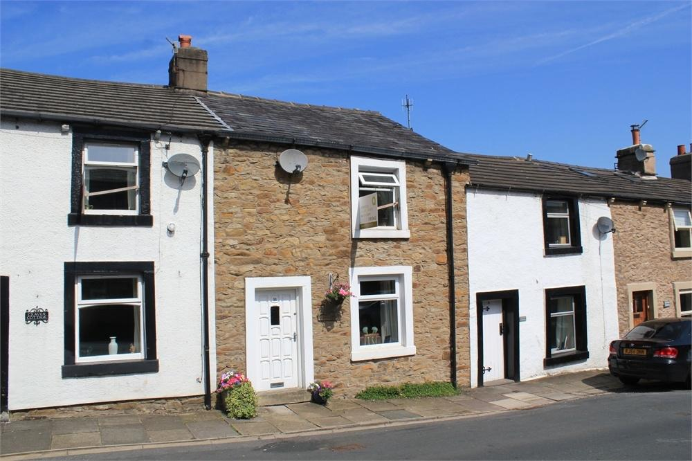 3 Bedrooms Terraced House for sale in Painter Wood, Billington, Clitheroe, Lancashire