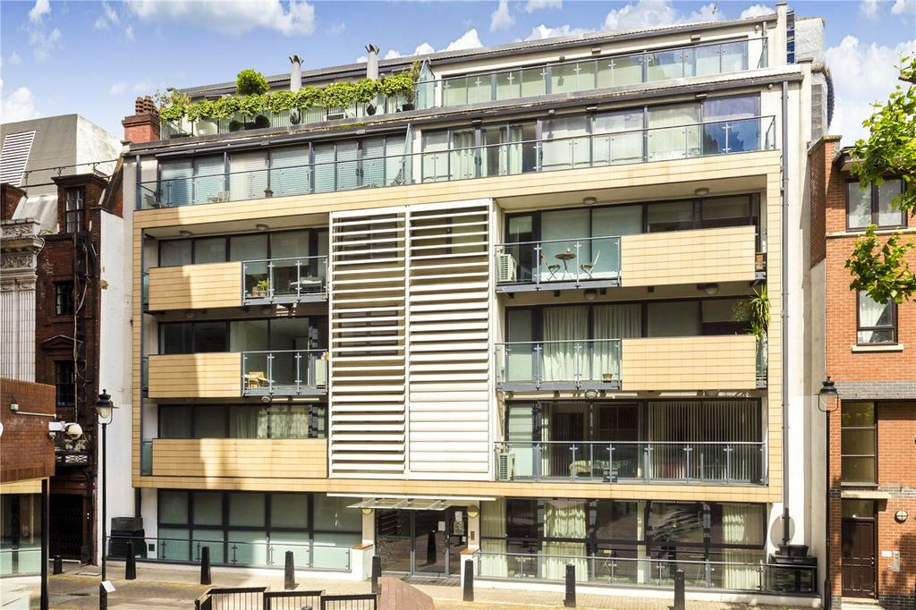 2 Bedrooms Flat for sale in Phoenix Street, Covent Garden, London, WC2H