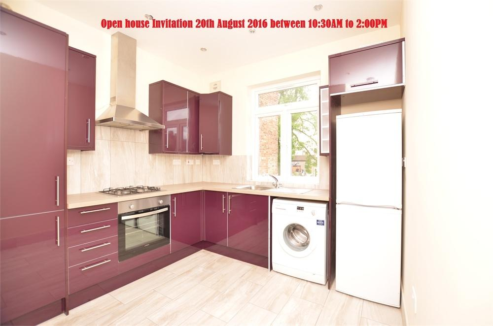 3 Bedrooms Flat for sale in Bowrons Avenue, Wembley, Greater London