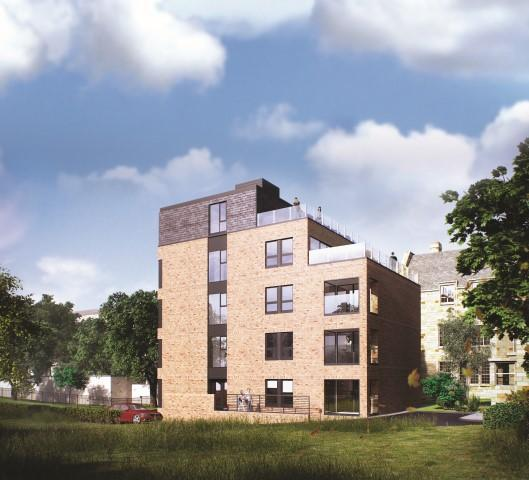 2 Bedrooms Apartment Flat for sale in Apartment 19 Kirklee Modern, Lowther Terrace, Kelvinside, G12 0RN