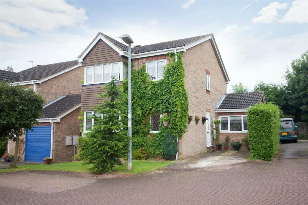 4 Bedrooms Detached House for sale in Orchard Court, Market Weighton, York