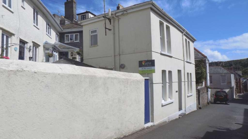 3 Bedrooms Detached House for sale in Fore Street, Kingsand