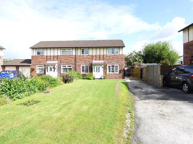 3 Bedrooms House for sale in Woolmer Close, Gorse Covert, Warrington