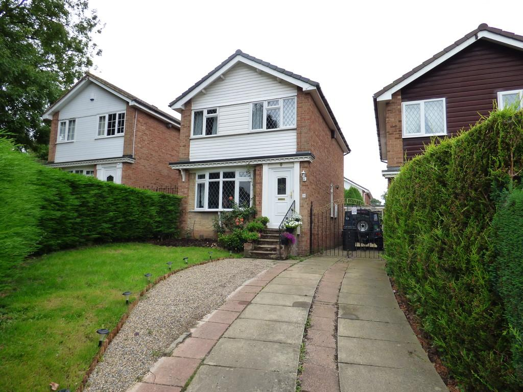 3 Bedrooms Detached House for sale in Cricketers Green, Yeadon