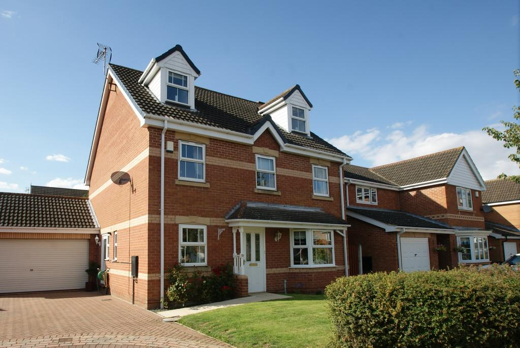 6 Bedrooms Detached House for sale in Sandbeck Court, Bawtry