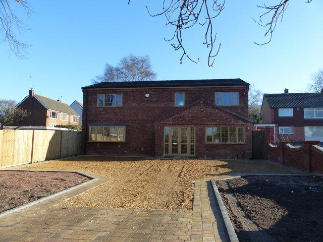 4 Bedrooms Detached House for sale in Fallowfield Road,Walsall,West Midlands