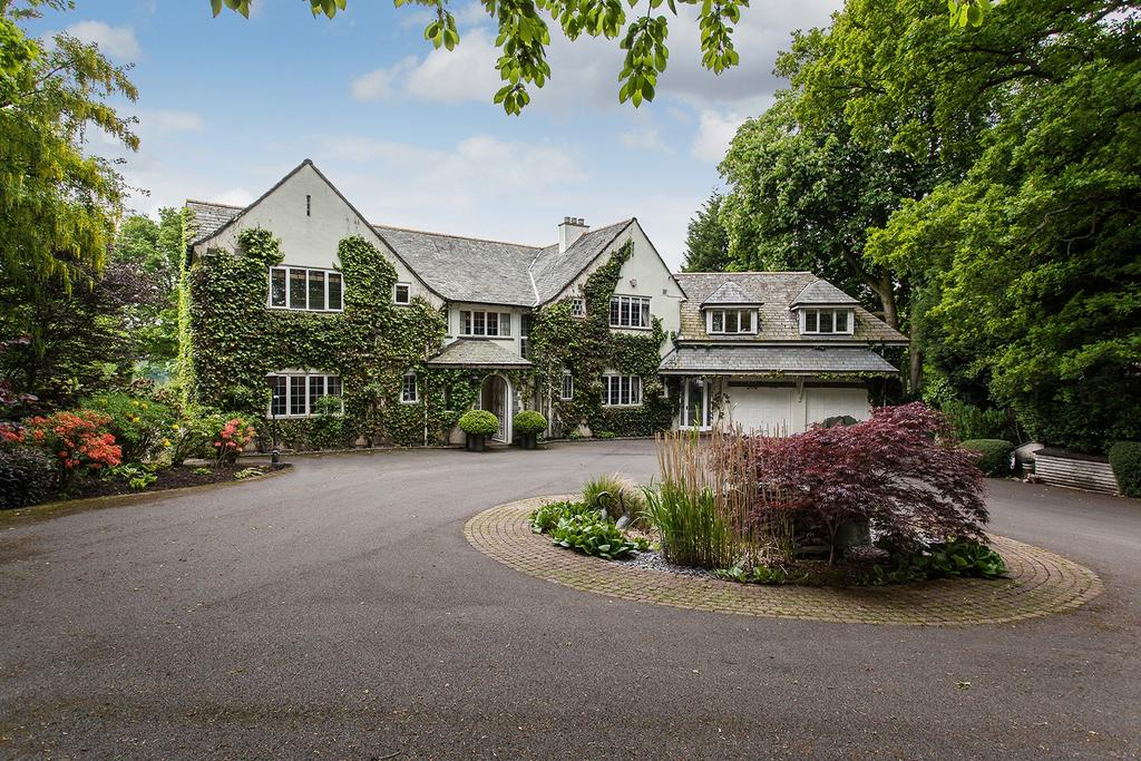6 Bedrooms Detached House for sale in Mereside Road, Mere, Knutsford