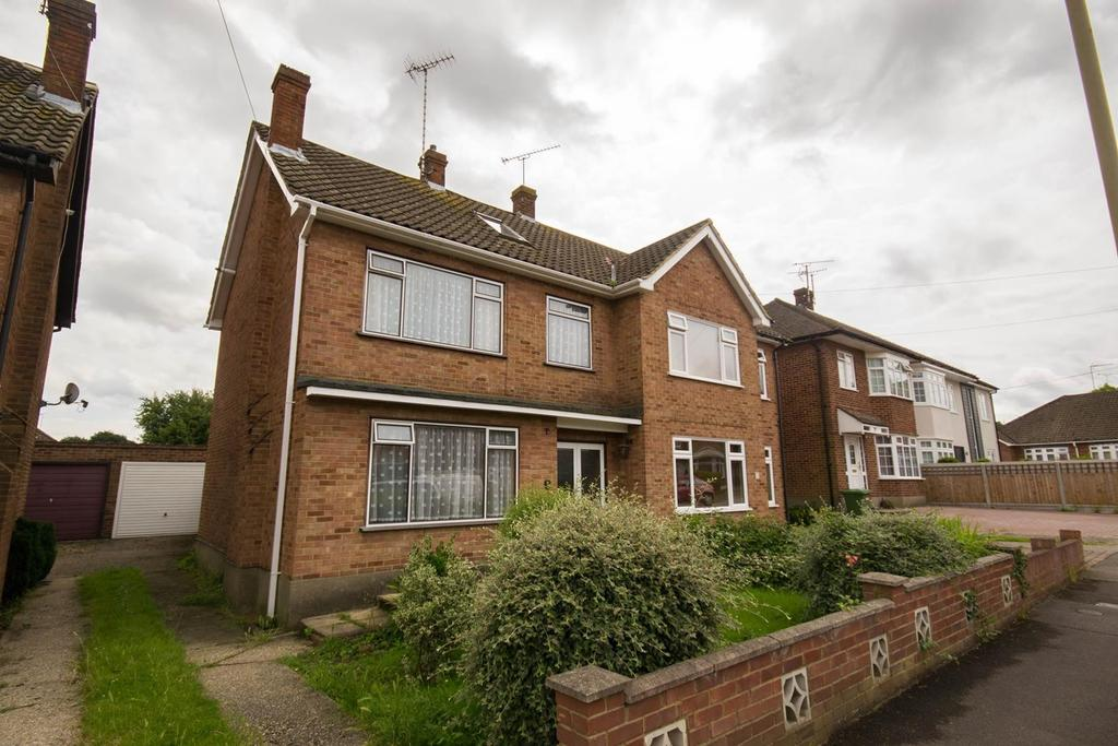 4 Bedrooms Semi Detached House for sale in Randalls Drive, Hutton, Brentwood, CM13