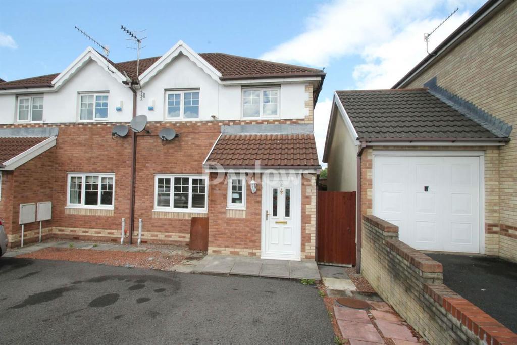 3 Bedrooms Semi Detached House for sale in Clos Ty Melyn, Rhydyfelin