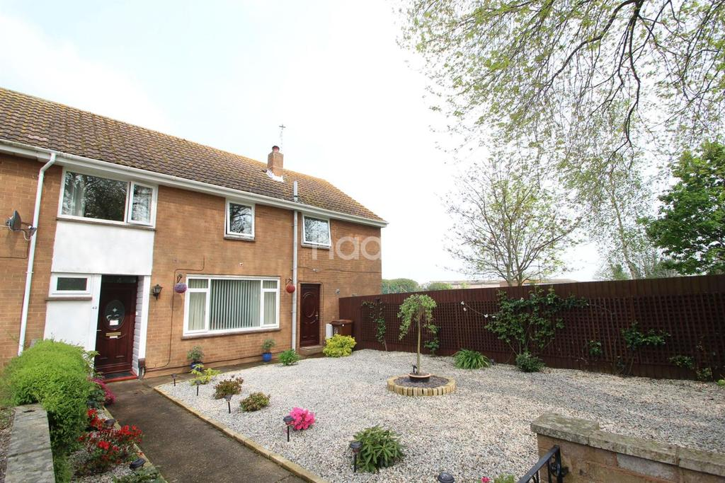 5 Bedrooms End Of Terrace House for sale in Alphington, Exeter