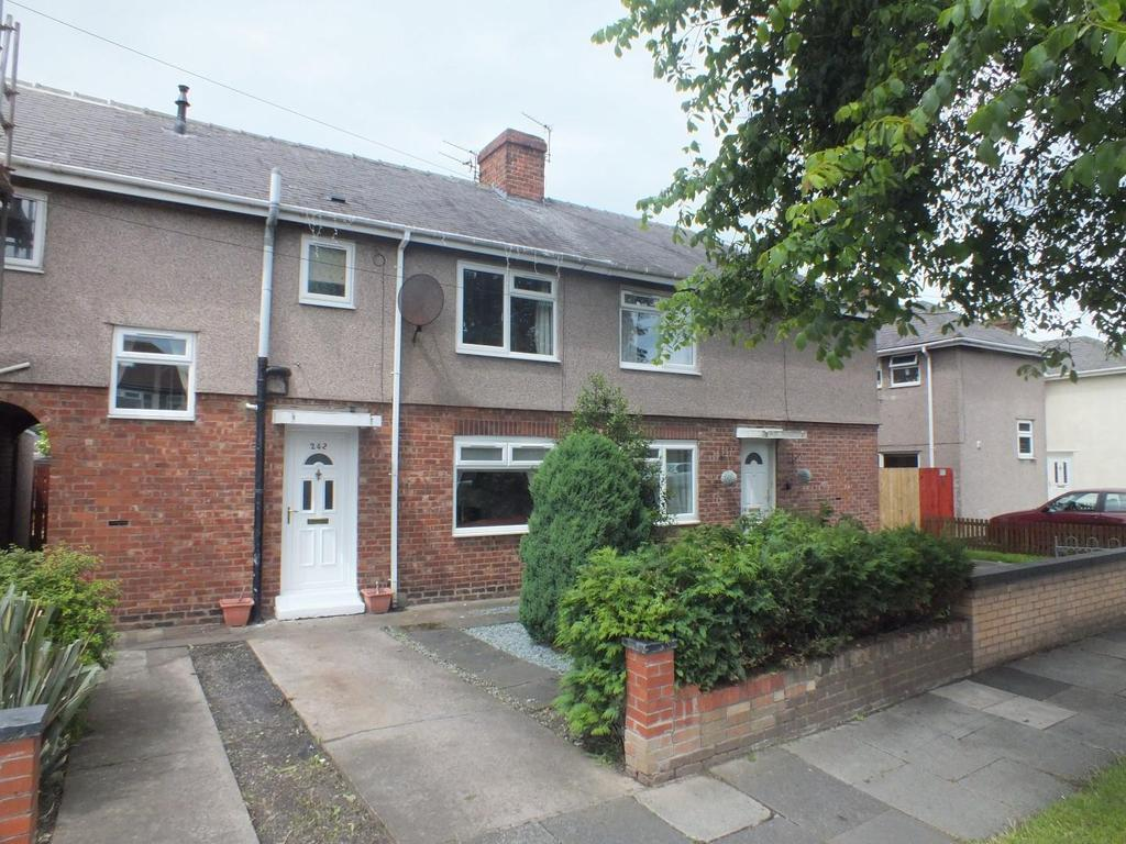 3 Bedrooms Terraced House for sale in Plessey Road, Blyth