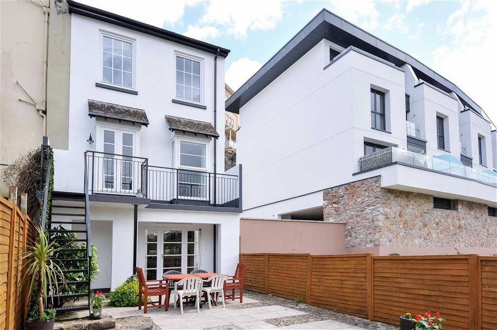 3 Bedrooms Semi Detached House for sale in Park Hill Road, Torquay, TQ1