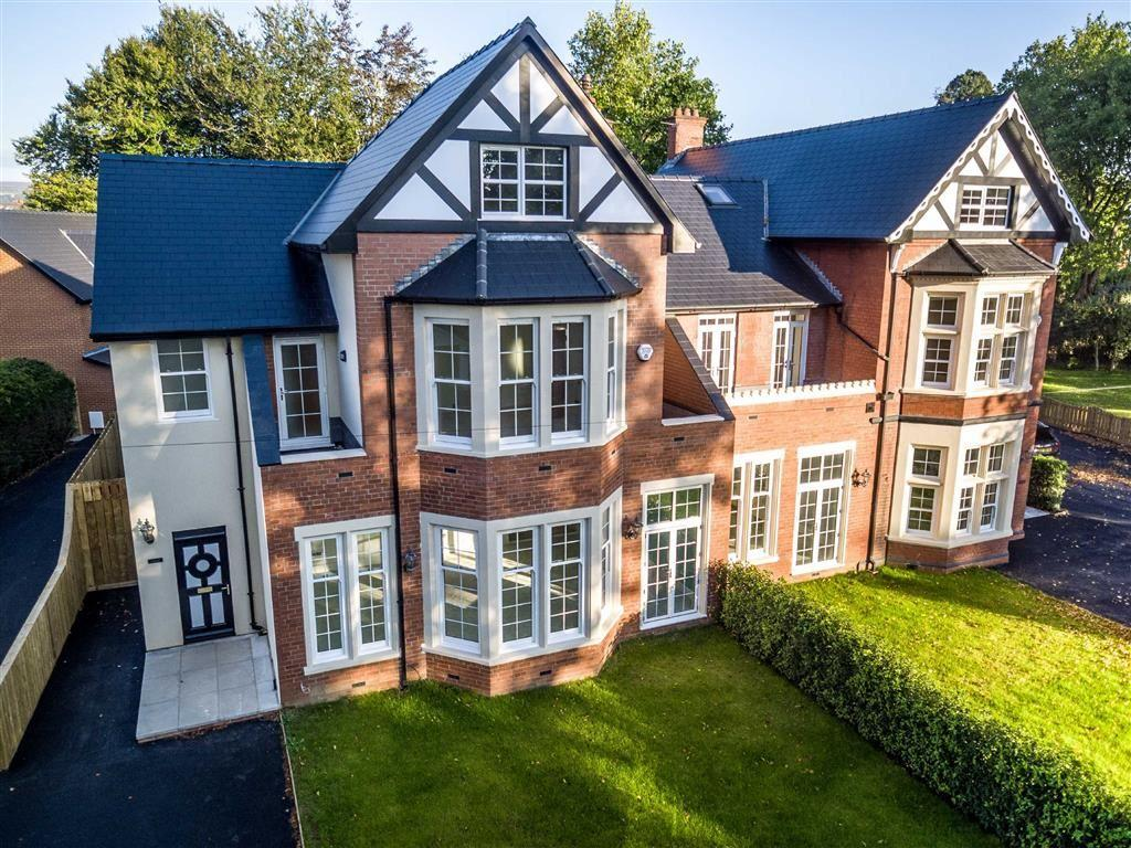 5 Bedrooms Semi Detached House for sale in The Orchards, Whitchurch, Cardiff