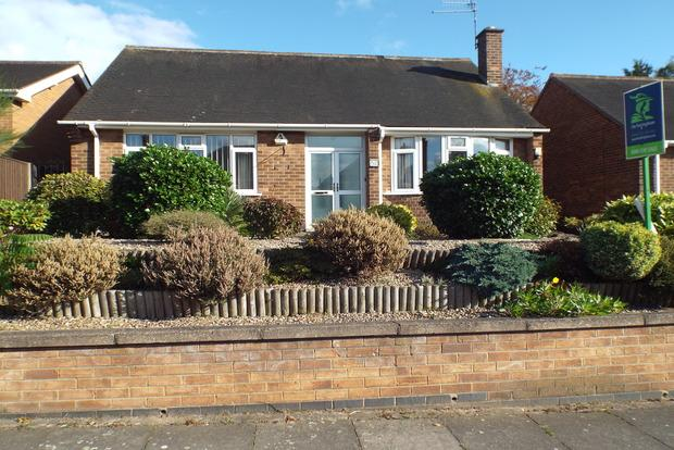 3 Bedrooms Detached Bungalow for sale in Arundel Drive, Bramcote, Nottingham, NG9