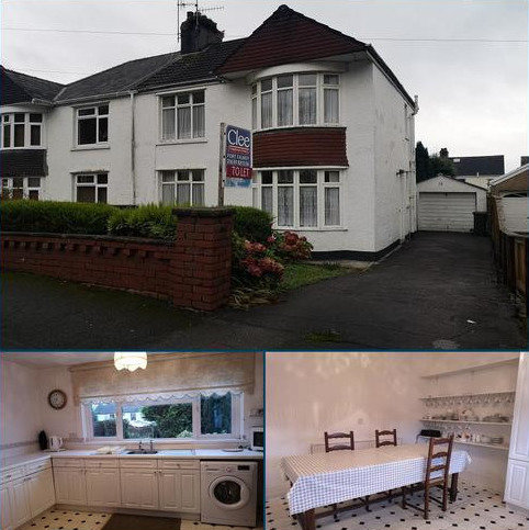 3 bedroom semi-detached house to rent - St Catherines Road, Baglan, Port Talbot, Neath Port Talbot.